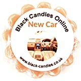 Black Candles Wax Tart Melt - New Car Fragrance by Black Candles Online