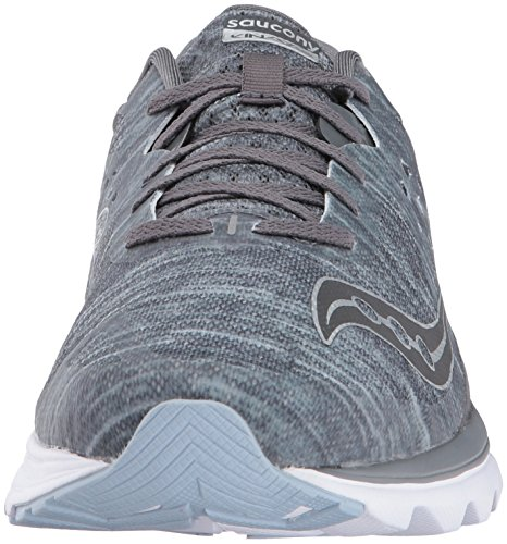 Saucony Grey Shoe Kinvara Men's Running 8 SqFgwxrSa