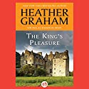 The King's Pleasure Audiobook by Shannon Drake Narrated by Paul Gregory