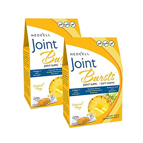 - NeoCell Joint Bursts 30 Chews Two Pack