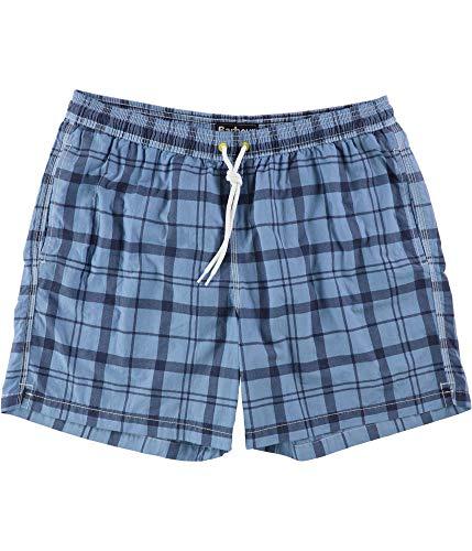 Barbour Men's North Sea Swim Suit (Blue, XL) ()
