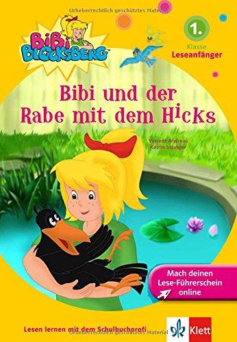 bibi-blocksberg-bibi-und-der-rabe-mit-dem-hicks-leseanfnger-1-klasse-ab-6-jahren