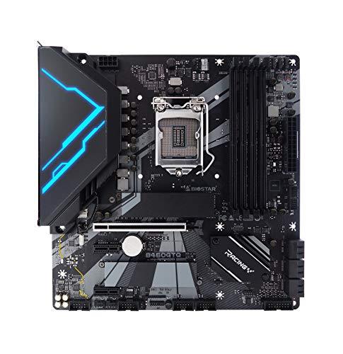 Motherboard Biostar B460GTQ (Intel LGA 1200) Micro ATX