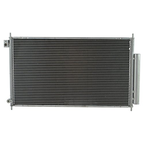 Acura Tsx Condenser - AC Condenser A/C Air Conditioning with Receiver Drier for 04-08 Acura TSX