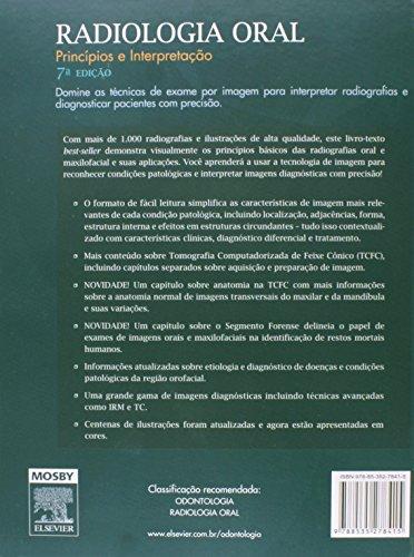 Radiologia Oral. Princípios e Interpretação