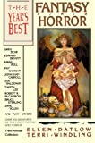The Year's Best Fantasy and Horror 2007, Terri Windling, Ellen Datlow, 031204450X