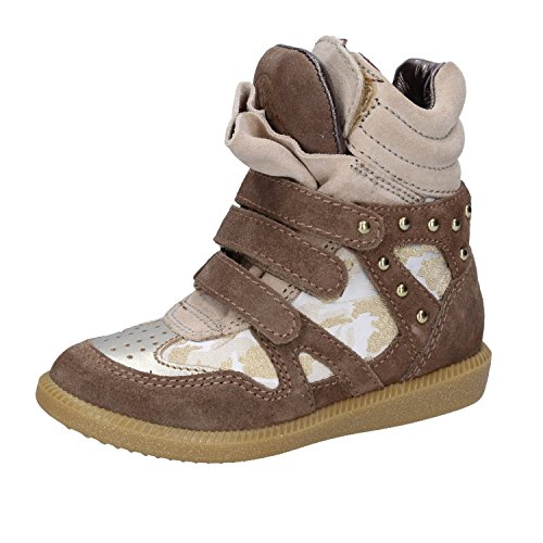 Balducci Mädchen Hohe Sneaker Braun