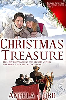 Christmas Treasure (Forever Christmas-The Second Season Book 2) by [Ford, Angela]