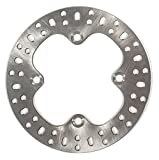 Brake Rotor Disc for Yamaha YFM700 700 Grizzly 2007-2011 Rear x1 by Race-Driven