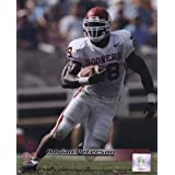 Adrian Peterson University of Oklahoma Sooners 2005 Action - 8x10 Inches - Art Print Poster