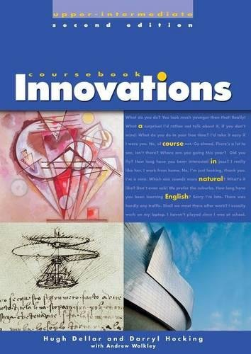 Innovations Upper-Intermediate: A Course in Natural English (Innovations: A Course in Natural English)