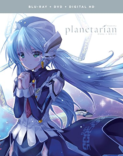 Planetarian: OVAs and Movie (Blu-ray/DVD Combo) by Funimation