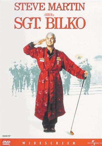 スティーブマーティンの Sgt. ビルコ[DVD] B000M7XQB6