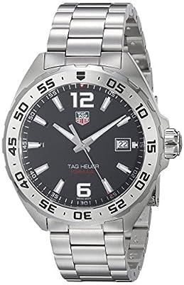 TAG Heuer Men's WAZ1112.BA0875 Formula 1 Stainless Steel Watch