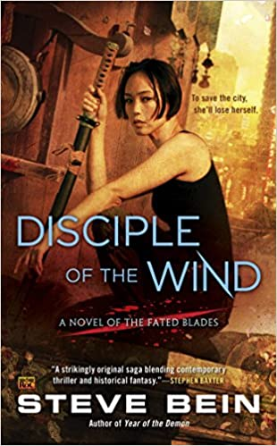 Amazon.com: Disciple of the Wind (A Novel of the Fated ...