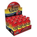 5 Hour Energy - Berry, 1.93 oz Bottles (48 Count)