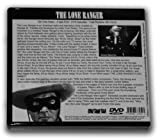 THE LONE RANGER - OLD TIME RADIO - 4 mp3 DVD - 2058 mp3 - Total Playtime: 941:42:40