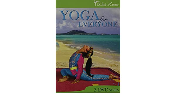 Yoga For Everyone Tripack: Amazon.es: Cine y Series TV