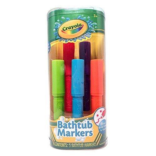 Crayola Bathtub Markers - Crayola Bathtub