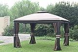 Sunjoy 110109517 Universal to L-GZ815PCO-F-O2O1-Original Replacement Canopy Set