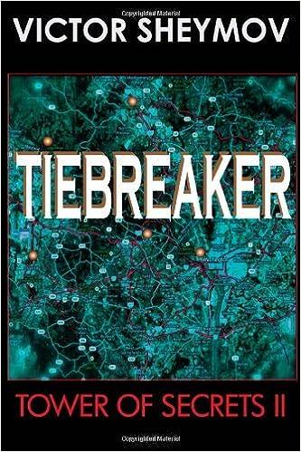 Book By Victor Sheymov TIEBREAKER: Tower of Secrets II (First)