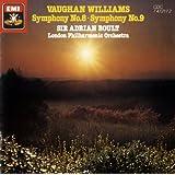 Vaughan Williams: Symphonies Nos. 8 & 9