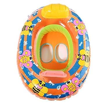 TENGGO Flotador De Piscina Inflable Bebé Piscina Anillo Piscina Playa ParaNiños Nadar Herramientas: Amazon.es: Hogar