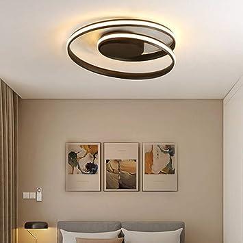 Luminaria de techo LED moderna Lámpara de comedor Lámparas ...
