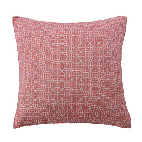 Levtex Home Coral Breeze Euro Sham