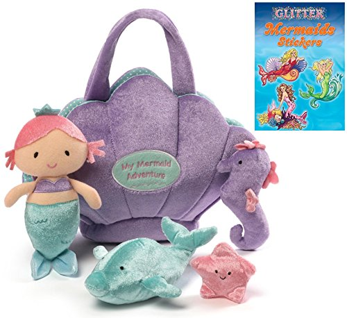Mermaid Backpack 10.5