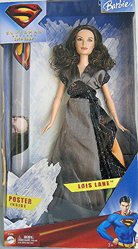 Barbie Collector Superman Returns Lois Lane Doll