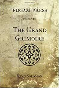 What kind of a book is the grand grimoire