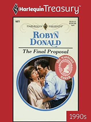 book cover of The Final Proposal