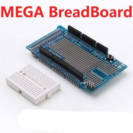 Phantom YoYo Prototype Shield ProtoShield V3 + Mini Bread Board For Arduino MEGA