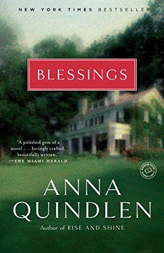 Blessings: A Novel (Random House Reader's Circle)