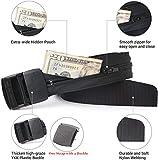 JASGOOD Travel Security Money Belt with Hidden