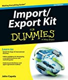 Your easy-to-follow primer on the exciting world of import/export With an increased focus on global trade, this new edition of Import/Export Kit For Dummies provides entrepreneurs and small- to mid-sized businesses with the critical, entry-po...