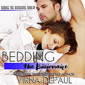 Bedding the Billionaire Audiobook