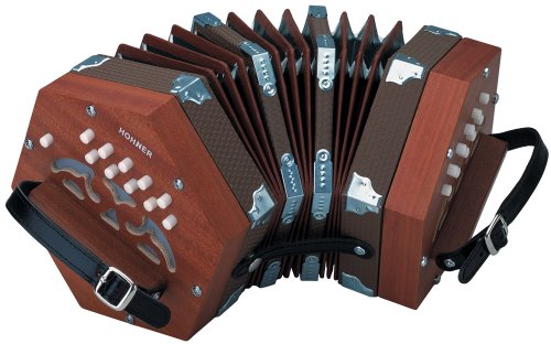 Hohner Concertina 20 Key by HOHNER