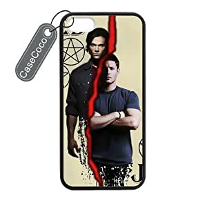 Supernatural Abilities Custom Hard Plastic & Rubber Case for iPhone 5 / 5s - iphone 5s Case Cover