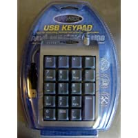 Dynex USB Keypad  19 Key DX-NBKP20