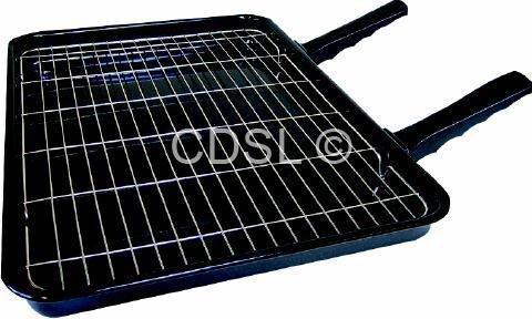 Universal 2 Handle Grill Pan by Electruepart