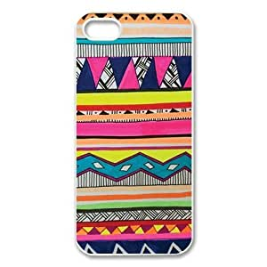 Custom Your Own Personalised Aztec Iphone 5 Best Durable Hard Cover Case