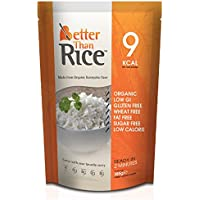 Better Than Rice Organic Gluten Free Rice shapes 385g (Pack of 6)