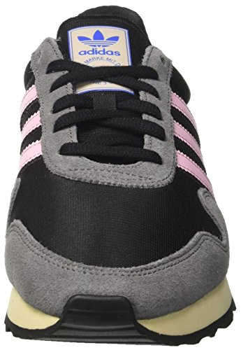 Chaussures Femme F10 Black core Multicolore F17 W Haven grey Four Pink wonder Running Adidas De pXEPq