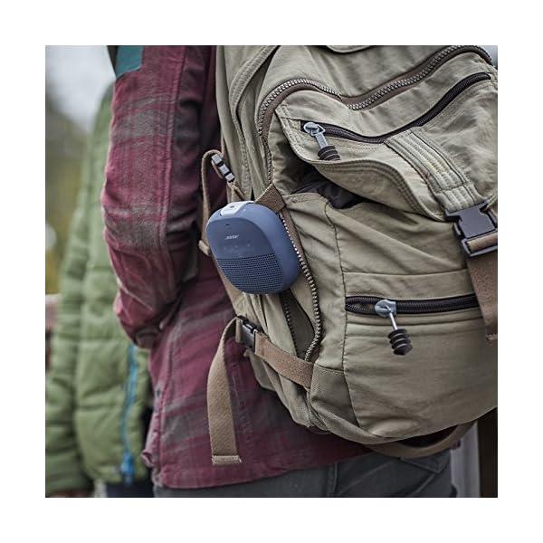 Bose Enceinte Bluetooth SoundLink Micro - Bleu Nuit 6
