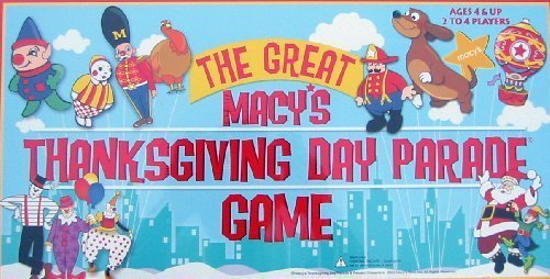The Great Macy's Thanksgiving Day Parade - East Macys
