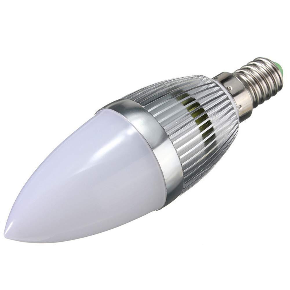 E14RGB GCDN LED-Fernbedienung Energiesparende Kerzenlampe Dekoration RGB Mehrfarbig Dimmbar Farbwechsel
