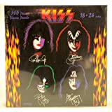 KISS-18x24 inches 500 Piece Jigsaw Puzzle