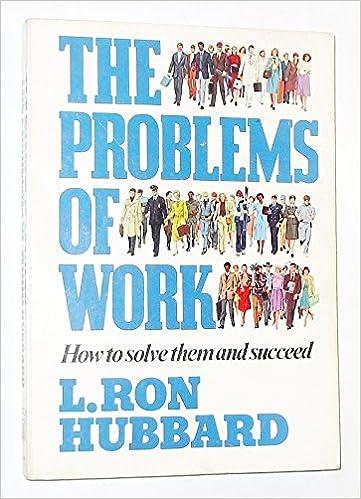 Problems of Work: Amazon.es: Hubbard, L. Ron: Libros en ...